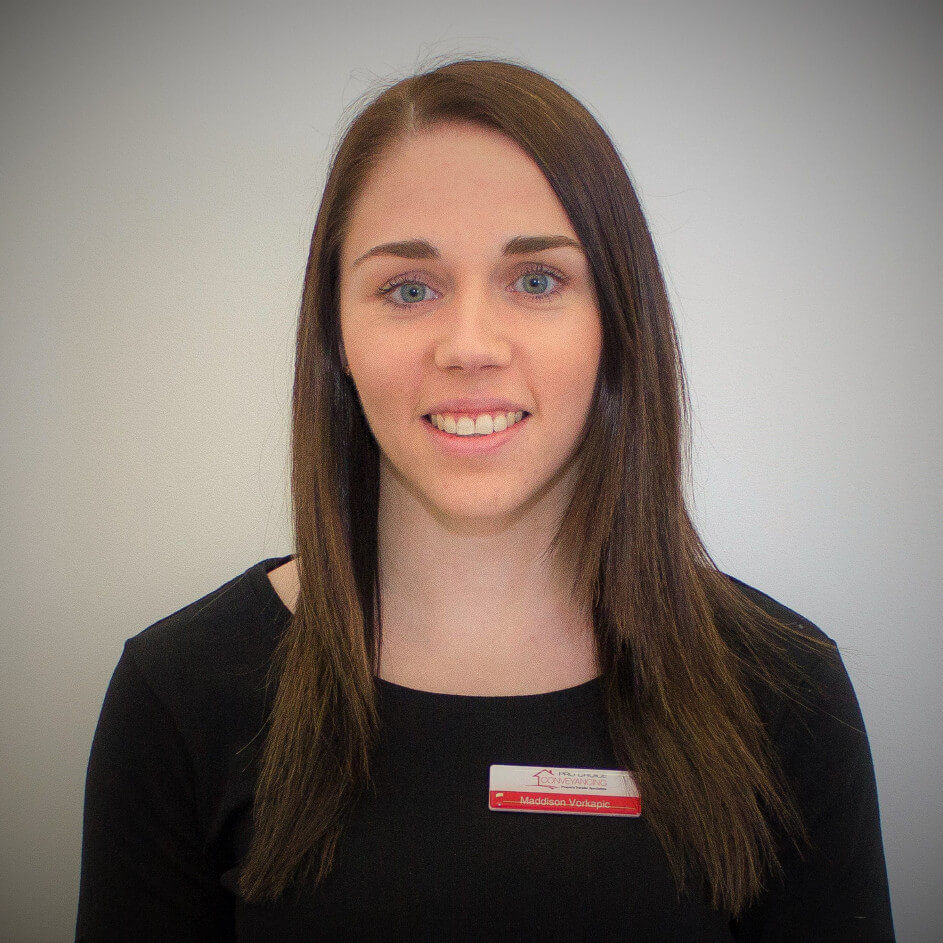 Maddison Vorkapic Conveyancing Assistant